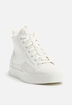 b5e2ae03b21 Rackam Core Mid Men - white G-Star RAW Sneakers | Superbalist.com