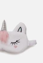 Typo - Premium eye mask - unicorn