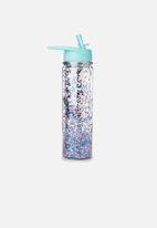 Typo - Double walled water bottle - multi