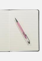 Typo - A5 buffalo journal - watercolour