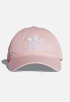 adidas Originals - Trefoil cap - pink