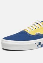 Vans - Era - true blue/yellow