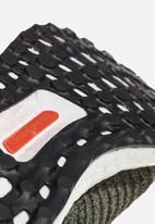 adidas Performance - UltraBOOST Laceless - trace cargo  /core black