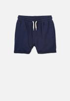 Cotton On - Henry slouch shorts - navy