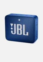 JBL - Go 2 portable speaker - blue