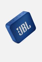 JBL - Go 2 portable speaker - blue