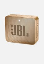 JBL - Go 2 portable speaker - champagne