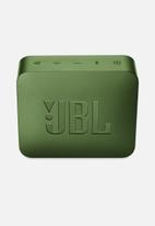 JBL - Go 2 portable speaker - green