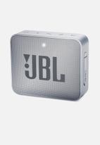 JBL - Go 2 portable speaker - grey