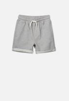 Cotton On - Henry slouch shorts - grey