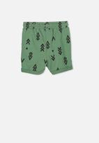 Cotton On - Henry slouch shorts - green