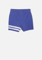 Cotton On - Henry slouch shorts - blue
