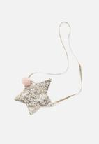 Cotton On - Sparkle star bag - gold