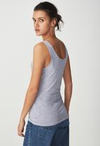Cotton On - Tank top - grey