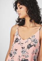 Cotton On - Astred cami - pink