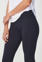 Cotton On - Dilon long leggings - navy