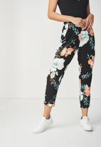 Cotton On - Drapey pant - multi
