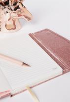 Typo - Pen holder - Rose Gold