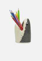 Typo - Pen holder - grey