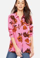 Cotton On - Rebecca shirt - pink