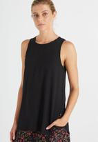 Cotton On - Olivia tank - black