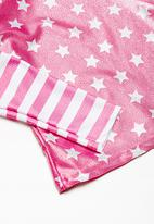 dailyfriday - Kids girls sun protection set - pink & white