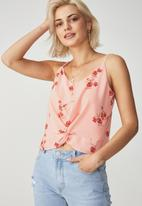 Cotton On - Rilee cami - pink