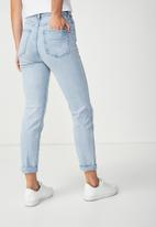 Cotton On - 90's stretch jeans - blue