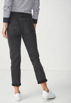 Cotton On - 90's stretch jean - black