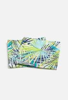 Grey Gardens - Goa napkin set of 2 - multi