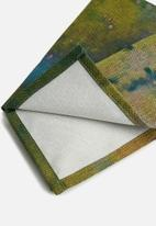 Grey Gardens - Galaxy napkin set of 2 - multi