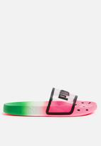 PUMA Select - Candy Princess SW  -  pink & green