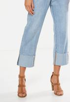 Cotton On - Baggy boyfriend jeans - blue