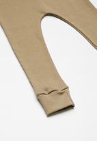 basicthread - Kids boys slouch pants - khaki