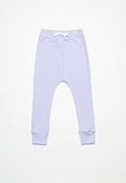 dailyfriday - Kids girls traveler pants - lilac
