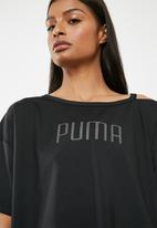 PUMA - Explosive cutout tee Puma - black