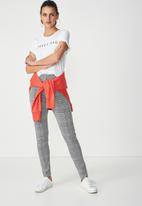 Cotton On - Dante legging - multi