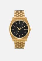 Nixon - Time Teller - gold & black