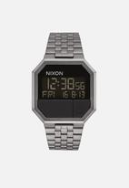 Nixon - Re-Run - gunmetal