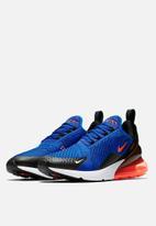 Nike - Air Max 270 - Racer Blue / Hyper Crimson