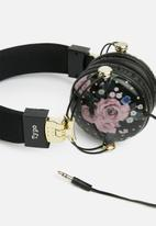 Typo - Tune out headphones - polka floral