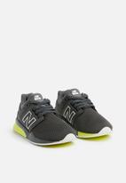 New Balance  - Kids KA247TYP tritum pack - grey