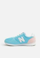 New Balance  - 70's classic running - blue & pink