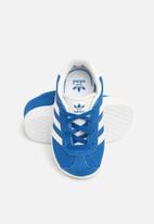 adidas Originals - Gazelle I adidas - royal blue/white