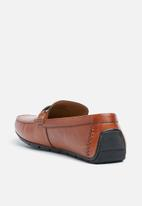 Steve Madden - Breezes leather  - tan