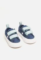 Converse - Infant One star 2v - navy & white