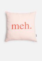 Sixth Floor - Meh cushion cover