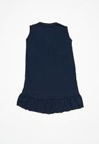 Superbalist - Kids girls dropped waist dress - navy