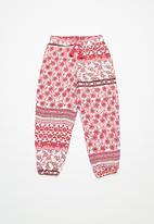 Superbalist - Kids girls harem pants - multi