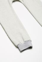 Superbalist - Drawcord jogger pants - grey